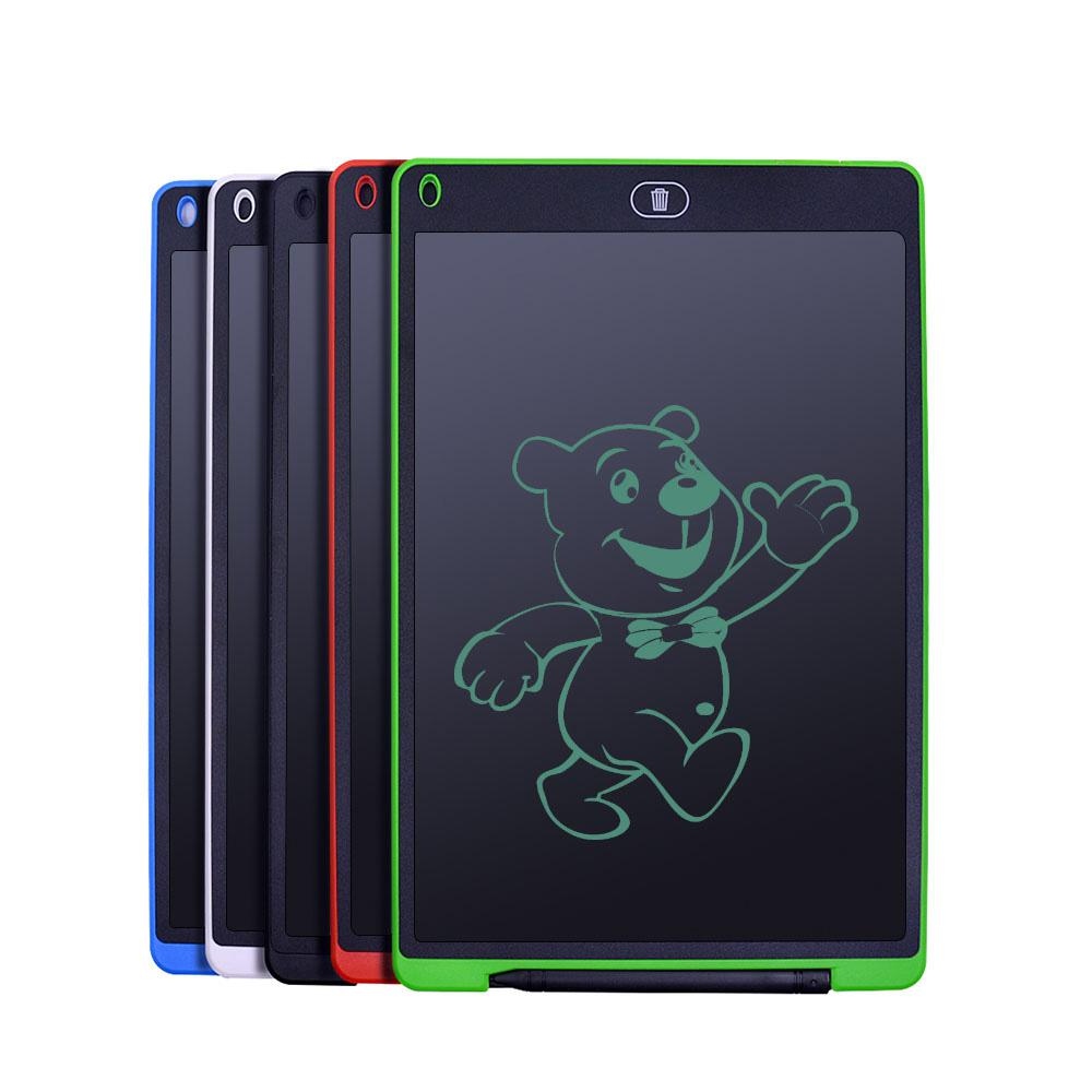 Black Color : Blue Consumer Electronics Howshow 8.5 inch LCD Pressure Sensing E-Note Paperless Writing Tablet//Writing Board