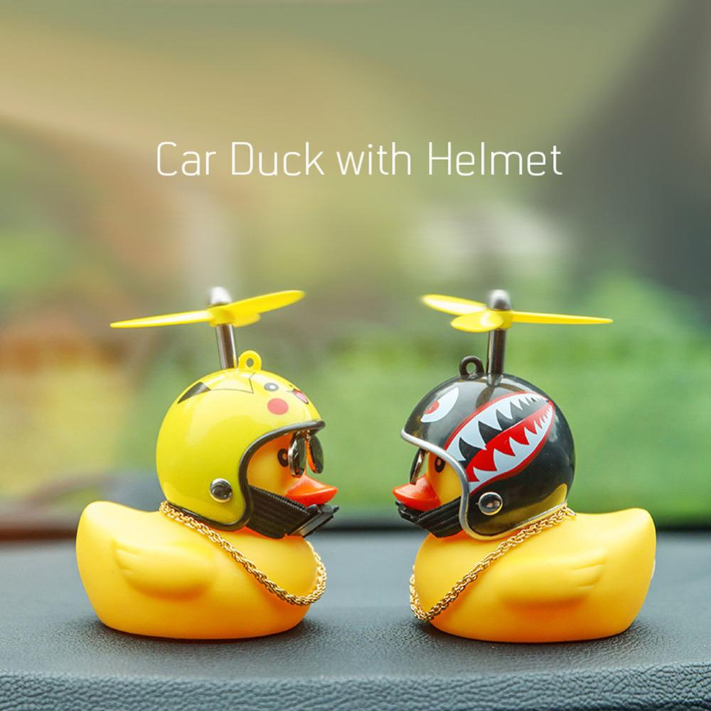 Cycling Bell Bicycle Duck Light Broken Wind Small Yellow Road Bike Riding Access