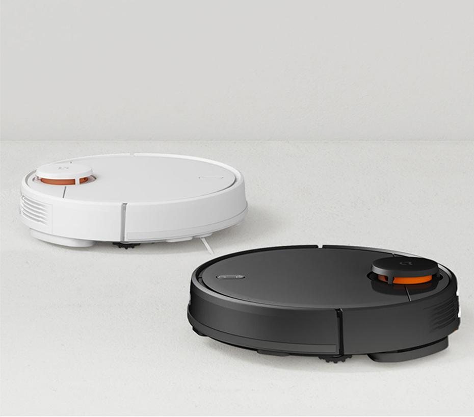 6f7695110c0f - Coupon code for 2019 New Xiaomi STYJ02YM Mijia Mi Robot Vacuum-Mop P Vacuum Cleaner 2 Sweeping Mopping Robot LDS wifi Mi home APP - black AU Sweeping Mopping Robot LDS wifi Mi home APP