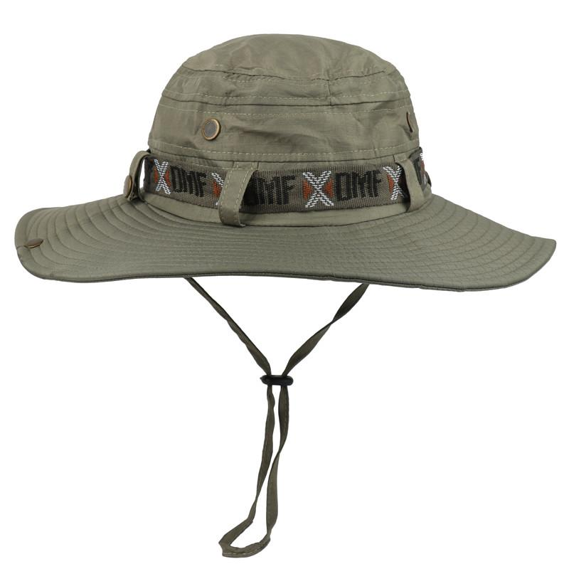 Summer USA Flag Reversible to Solid Cotton Bucket Fisherman Sun Hat Cap