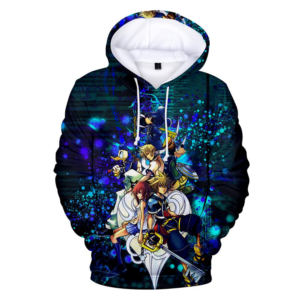 Heart Wolf Sweatshirts for Womens Comfort PulloverLoose Pullover Hoodie