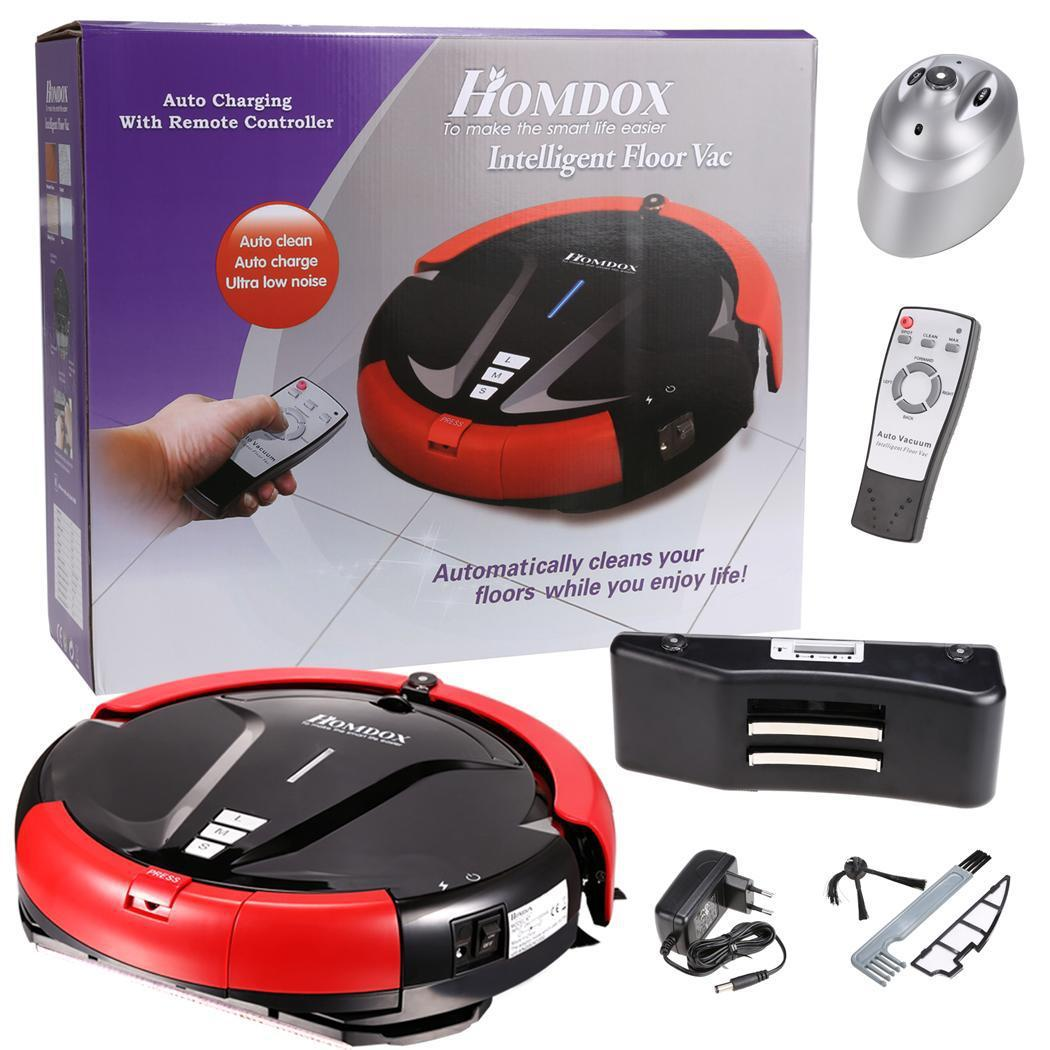 Homdox Auto Charging Cleaning Robot Robotic Vacuum Cleaner With Remote Control Sale Price Reviews Gearbest