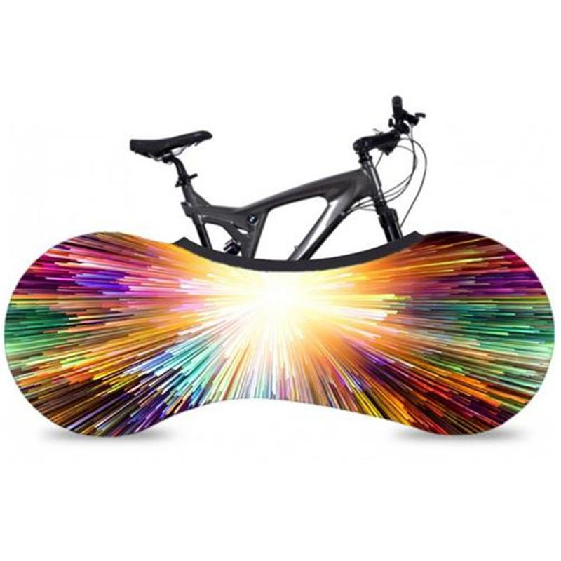 Mountain Road Bicycle Dust Proof Cover Wheel Bike Protector Flexible Storage Bag
