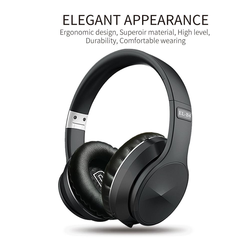 Tourya B4 Bluetooth Headphones Wireless Headsets Headphone Earphone With Mic Bass Stereo Support Tf Card For Pc Smartphone Music Sale Price Reviews Gearbest
