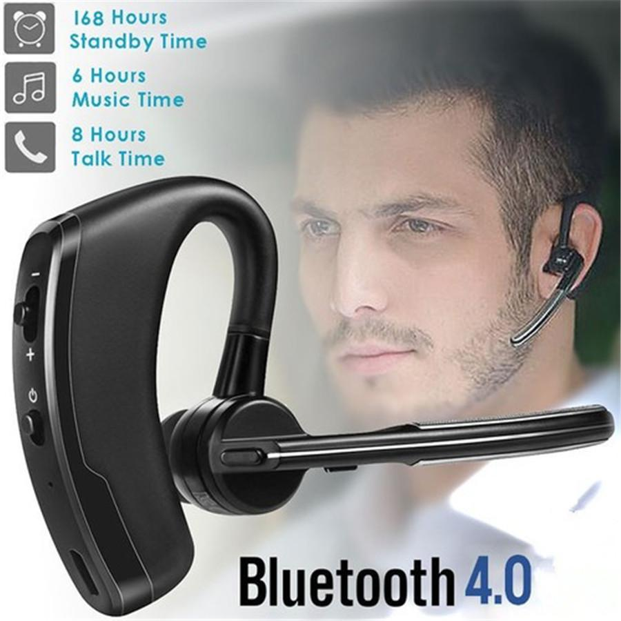 Bluetooth 4 0 Wireless Headphone Stereo Headset Earphone With Mic Professional Business Headset Sale Price Reviews Gearbest