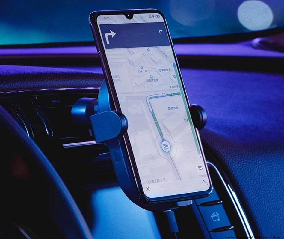 Xiaomi Mi 20W Max Qi Wireless Car Charger Fast Charging Phone Holder buy online in pakistan