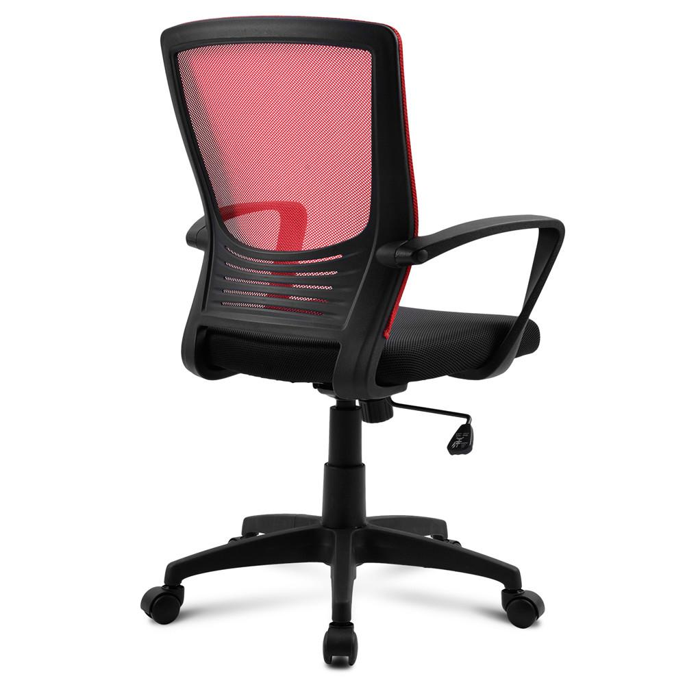 Ergonomic Desk Chair Computer Chair Swivel Chair Office Chair With Mesh  Design Seat Cushion Height Adjustment