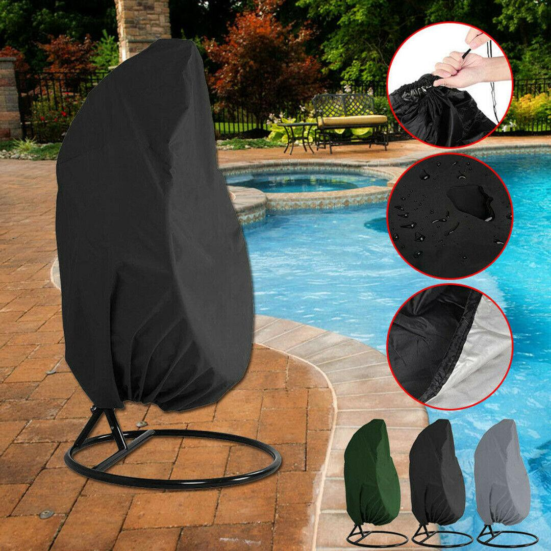 Hanging Swing Chair Cover Waterproof Rattan Egg Seat Protect Garden Outdoor Sale Price Reviews Gearbest