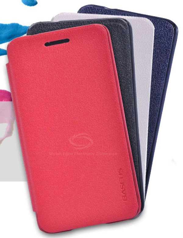 Baseus Good Quality Thin and Light Weight PU Leather Case Cover for Blackberry Z10