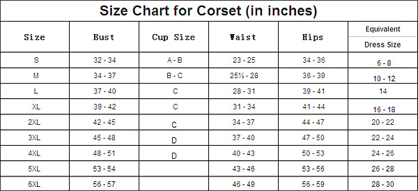 9a7912db1d Sexy and Fashion Strapless Design Jacquard Lace Style Front Busk Closure  Corsets Shapewear (Size 2XL ...