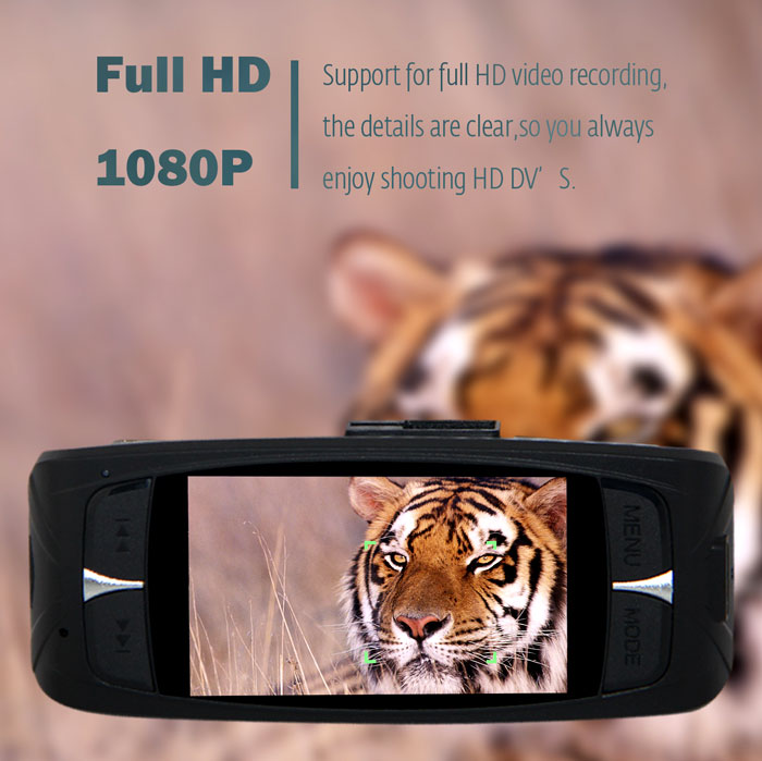 Inch Full HD 1080P Car Dash VR Camera Recorder