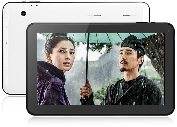 Tab 3 Android 4 2 10 1 inch Tablet PC with All Winner A23 Dual Core 1 5GHz  WSVGA Screen 16GB ROM WiFi Cameras Bluetooth