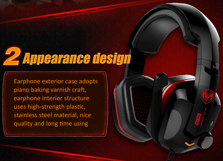 Somic G909 7.1 Gaming Headset Review