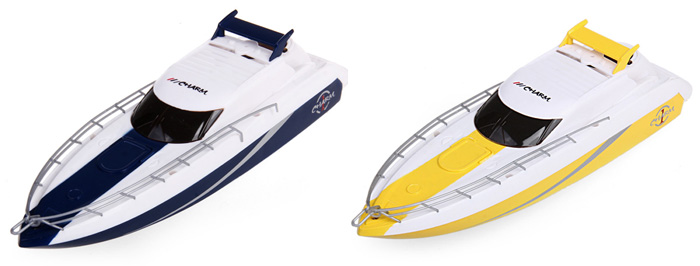 Happycow 777 - 332 2 4G 4CH Remote Control Boat Dual Propellers High Speed  Cruise Ship Yacht Model