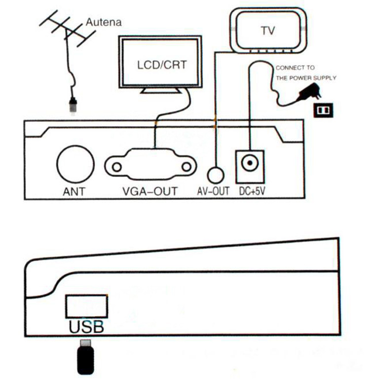 Vga To Av Converter Wiring Diagram The Best 2017. Gearbest Uk Stand Alone Lcd Dvb T Receiver Tv Tuner Recorder. Wiring. Vga To Av Converter Wiring Diagram At Eloancard.info
