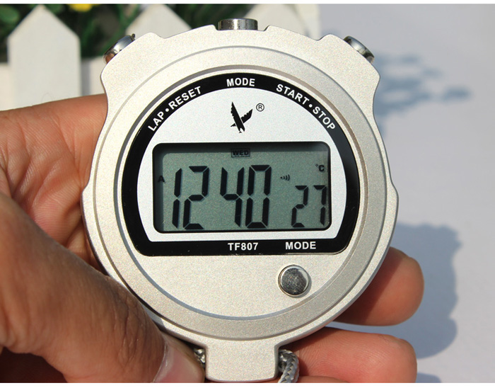 TF807 Multifunction Handheld Digital Chronograph Timer ...