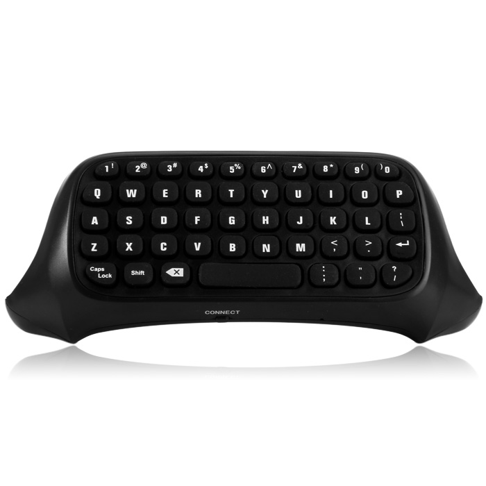 TYX - 538 Controller Keyboard with 2.4G Protocol Receiver for Xbox One Wireless Controller- Black