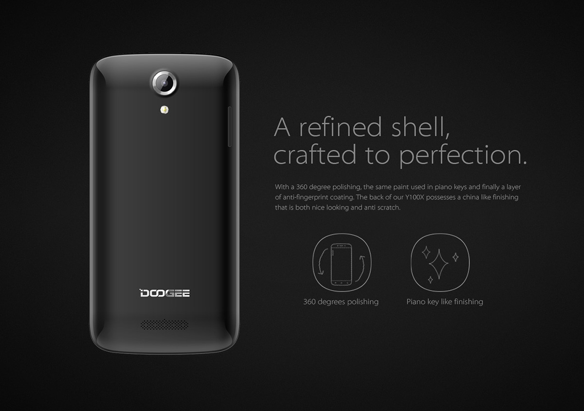 Doogee Y100x 25d Corning Gorilla Glass Android 50 3g Smartphone Hp Xiaomi Redmi 2 Ram 1gb Rom 8gb 4g Lte Unlocked For Worldwide Use Please Ensure Local Area Network Is Compatible Click Here Frequency Of Your Country
