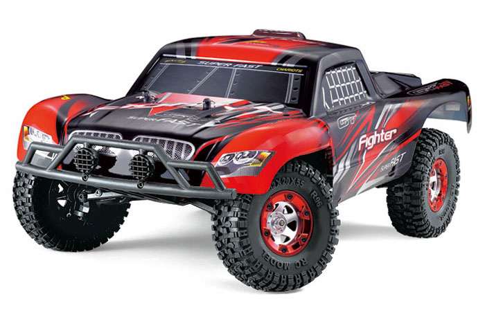 FEIYUE - 01 4WD 1 : 12 2.4G Electrical RC Truck Full Scale