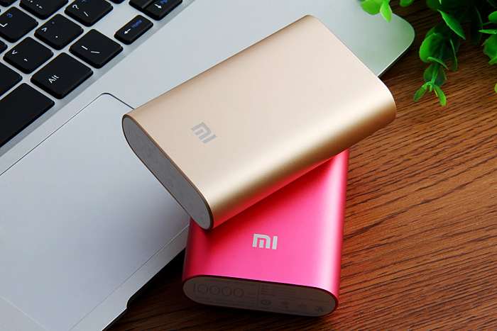 Original Xiaomi Pocket 10000mAh Mobile Power Bank High Capacity Portable Charger