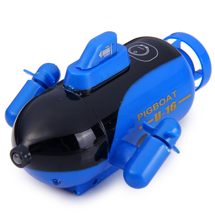 Happy Cow 777 - 219 Mini RC Racing Submarine Boat Remote Control Toys with  40MHz Transmitter