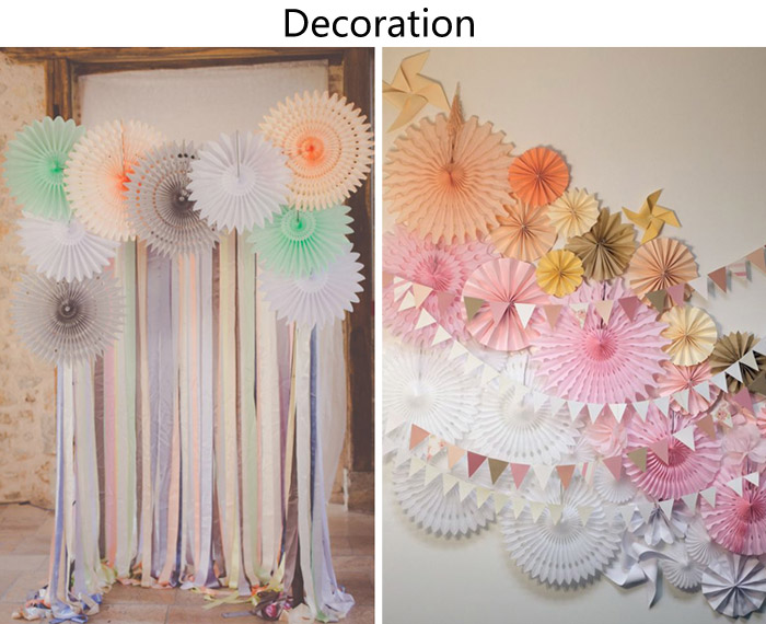 Colorful 75 inch diy paper flower ball 200 free shipping 75 inch colorful hollow out fan design diy paper flower ball wedding party home decoration artware mightylinksfo