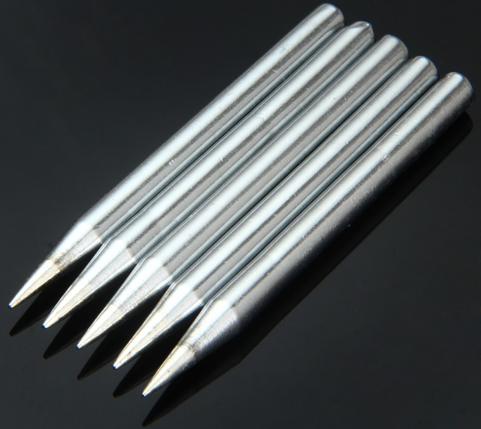 5PCS Soldering Iron Tip 60W Replaceable Welding Tool