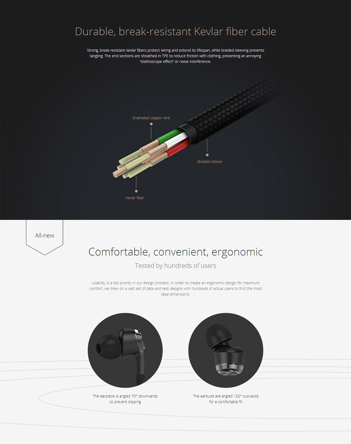 Durable Xiaomi Piston
