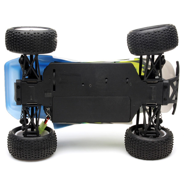 Yikong 1/18th Scale 4WD Brushless Electric Truggy TROO - E18XT BL - V1 RC Car US Plug