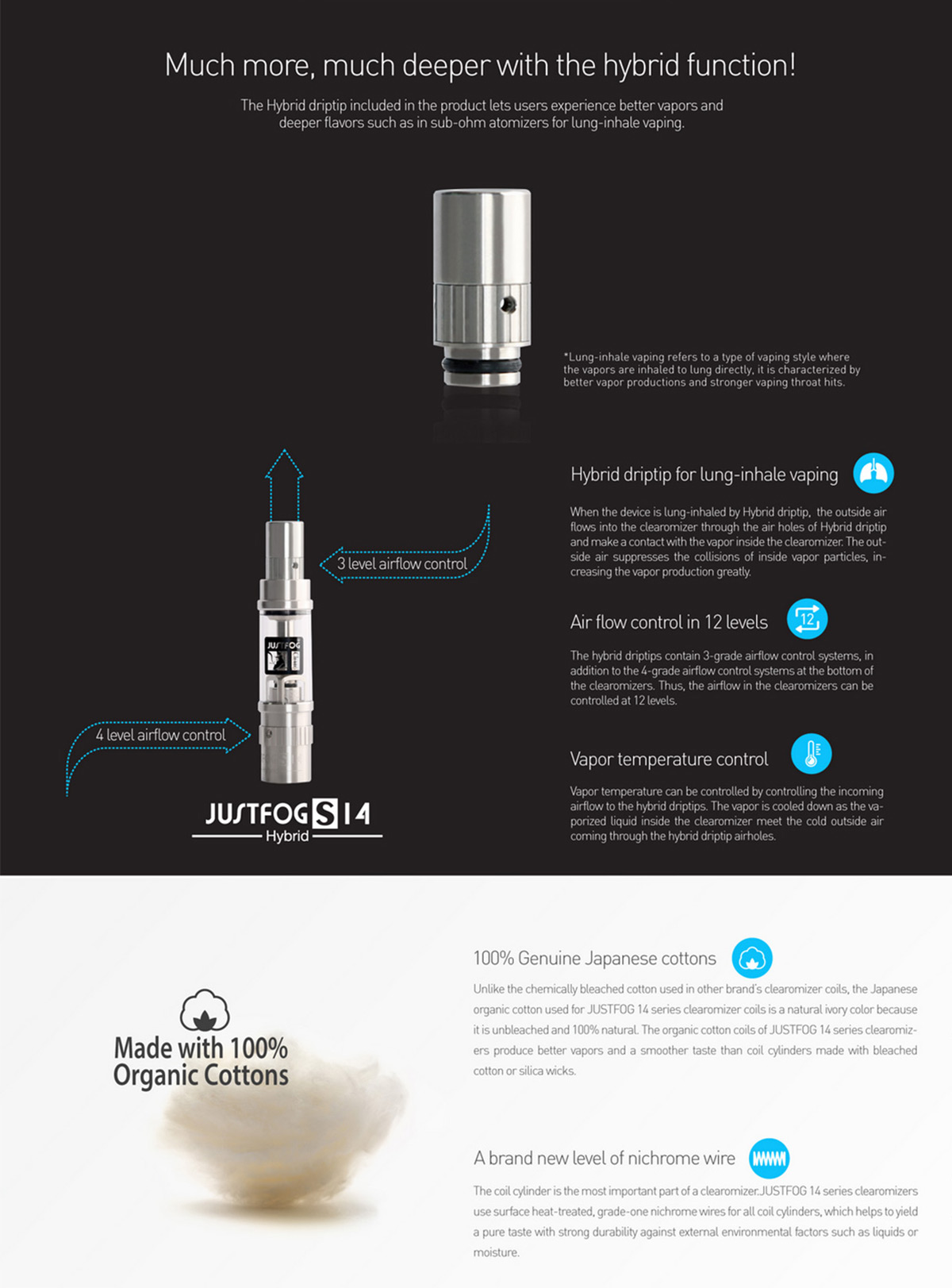 Justfog S14 Hybrid Clearomizer 2152 Free Shipping Inhale Style Mosquito Killer Lamp Electric Circuit This Item Is Not Shipped To Korea Due Local Laws Any Order Will Be Cancelled Automatically Without Further Notice