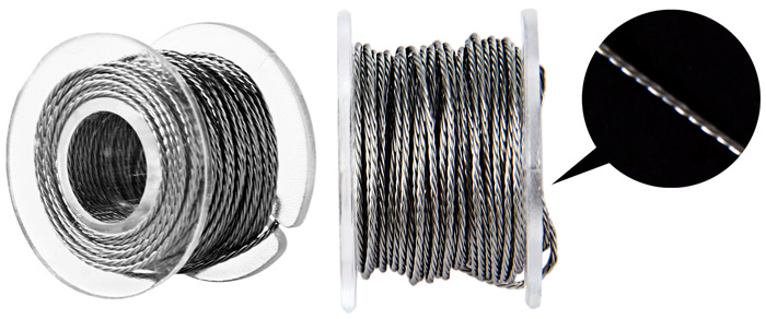 Original Youde UD 30ga x 4 Kanthal A1 Twisted Wire -$3.54 Online ...
