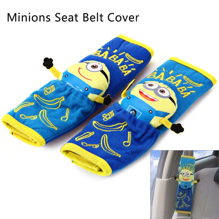 Surprising 2Pcs Bee Do Car Safety Seat Belt Cover Andrewgaddart Wooden Chair Designs For Living Room Andrewgaddartcom