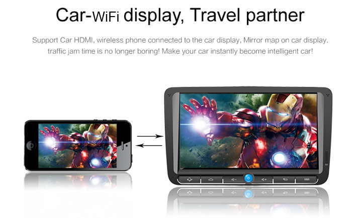 MiraScreen 2 4GHz / 5GHz WiFi Display Dongle