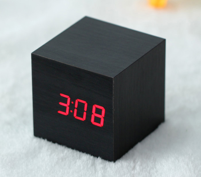 Beautiful Decoration For Your Bedroom. Notes: U2022 The Black LED Alarm Clock  Is Red Numeral LED Display U2022 The Gray LED Alarm Clock Is Red Numeral LED  Display