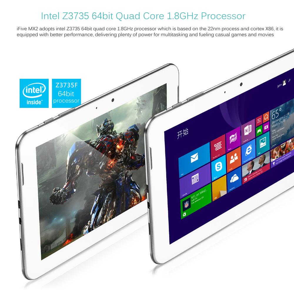 iFive MX2 Tablet PC
