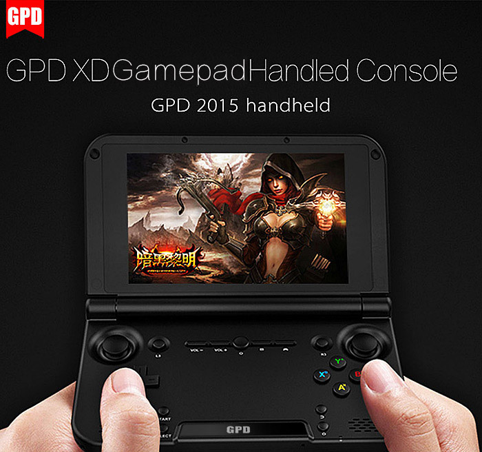 Gpd XD Tablet PC Gioco 5 pollici