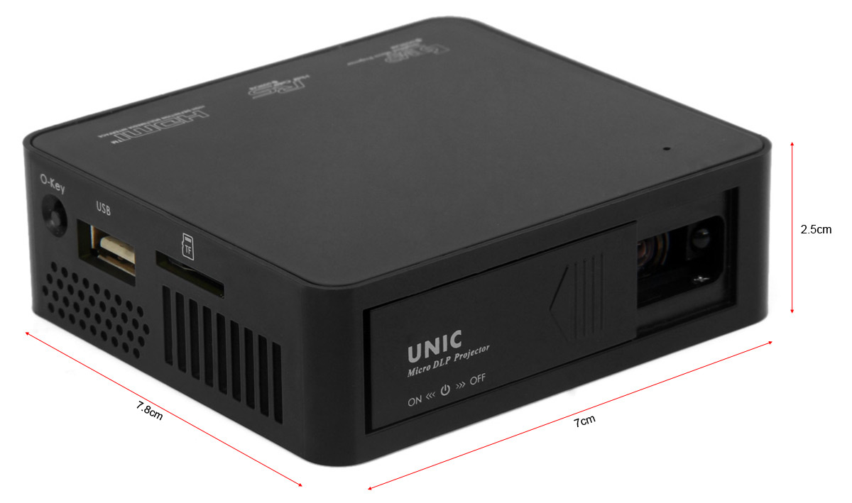Unic Uc50 Dlp Projector 14842 Free Shipping Proyektor Projektor Mini Portable Led Uc46 Uc 46 Package Contents 1 X Av Cable Usb Charge Ir Remote Holder Sucker Chinese Manual