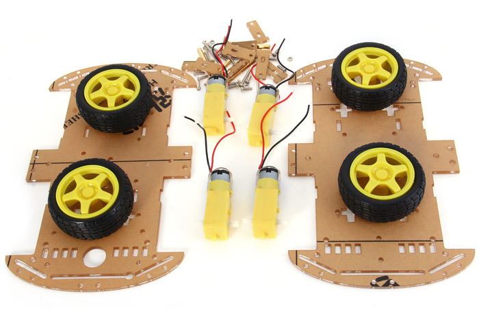 CR0031 Smart Car Chassis Kit for Arduino