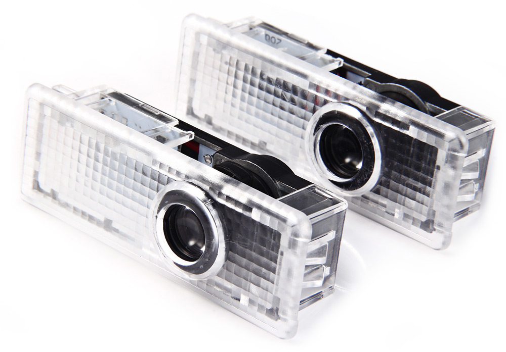 Licht Projector Baby : 2pcs led ghost shadow light logo projector for bmw $6.55 free
