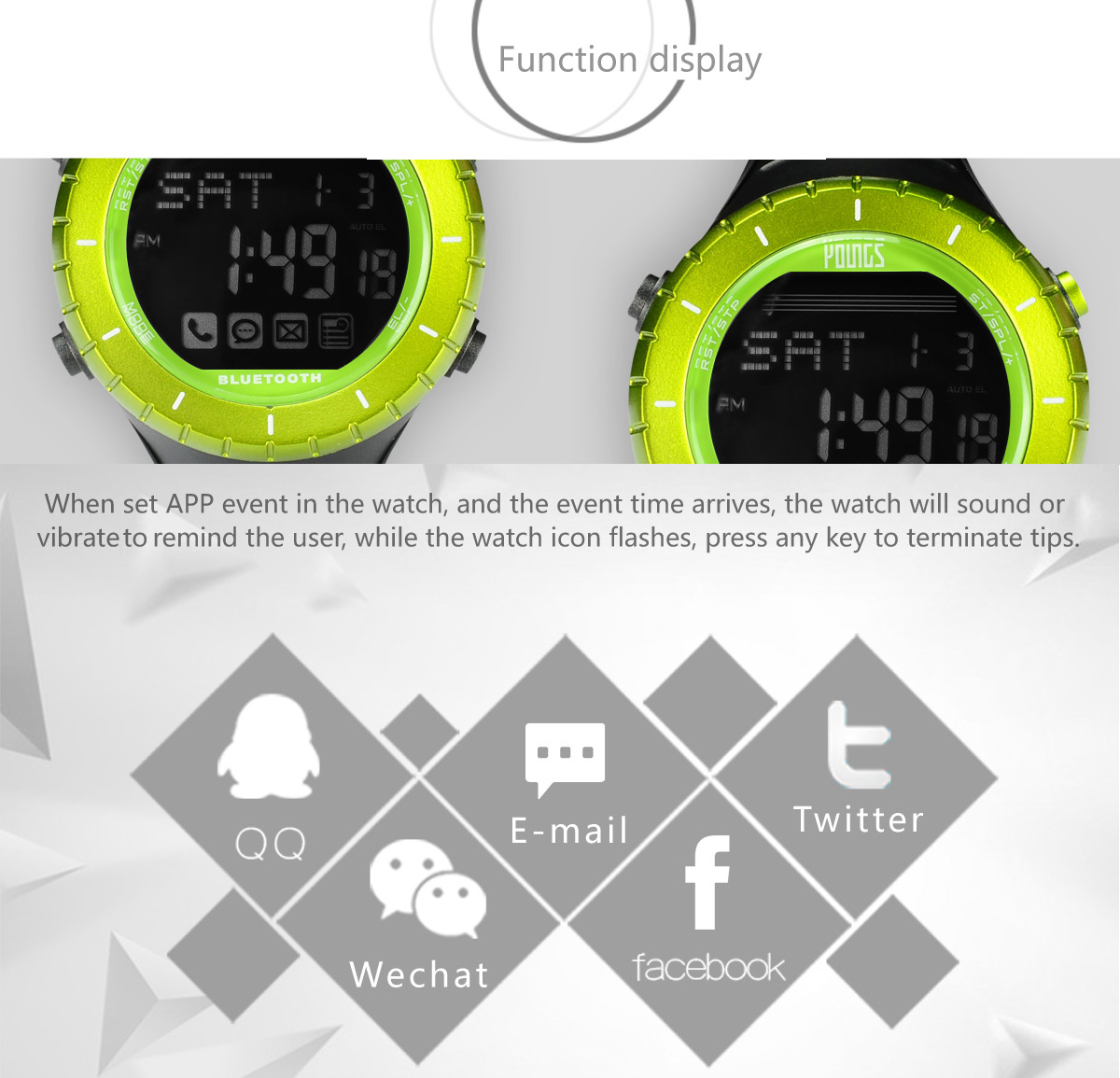 M7 Smartwatch For Android Ios System Smartphones Manual