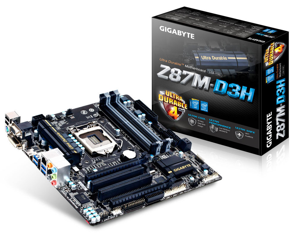 Gigabyte Z87m D3h Motherboard 13570 Free Shipping Block Diagram On Hard Disk Additionally Intel Z77 Chipset Package Contents 1 X Computer Data Cable Driver Chinese Manual