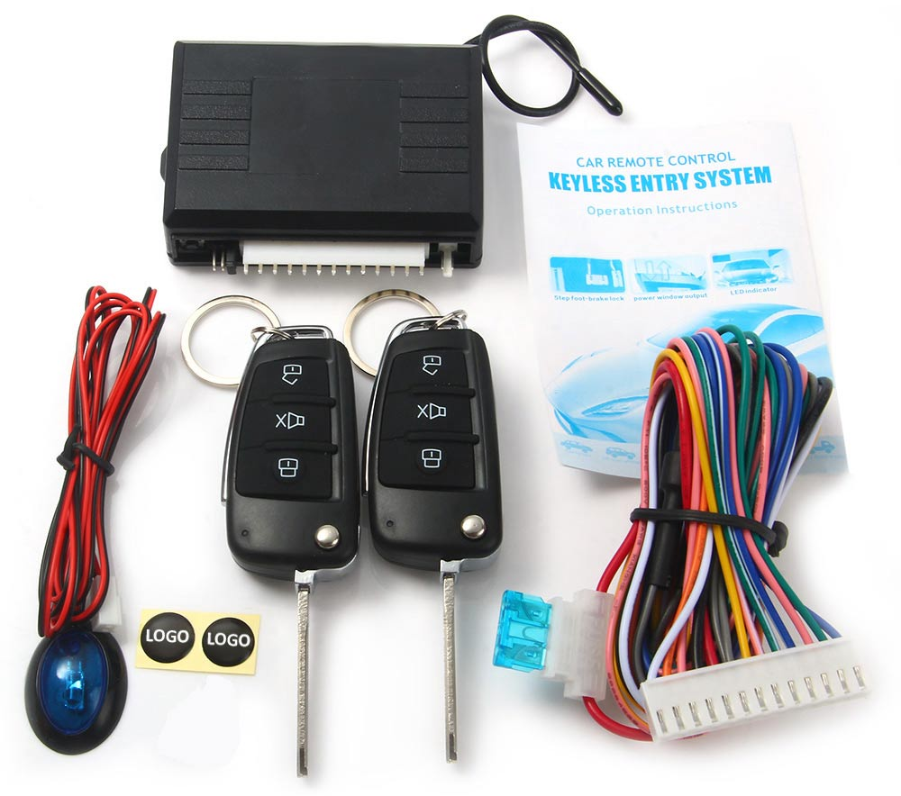 Remote keyless entry system