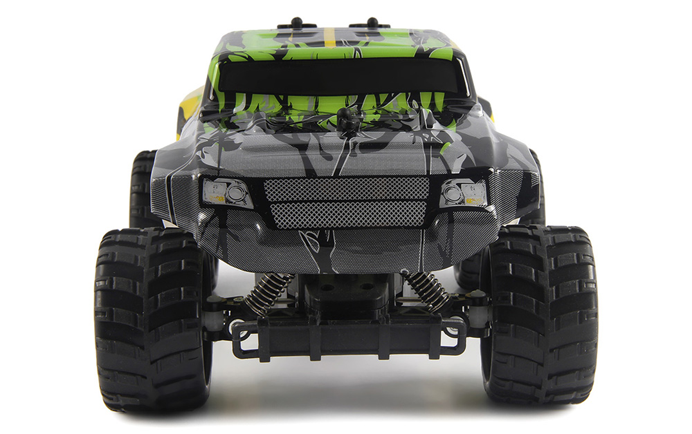 XINQIDA 757 - 915 1/24 Full Scale 40MHz Off-road Buggy Stimulation Design Big Wheel RC Car