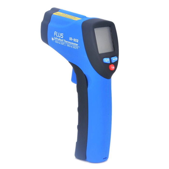 Handheld Infrared Thermometer High Precision Infrared Thermometer Industrial Electronic Thermometer