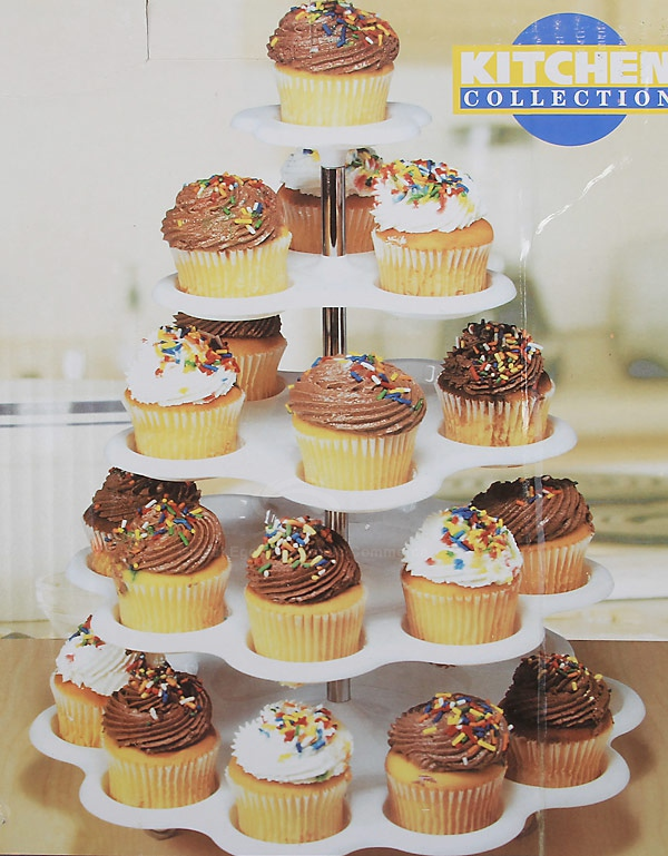 New Party Cupcake Stand 5 Tier Tree Holders Muffin Serving Birthday