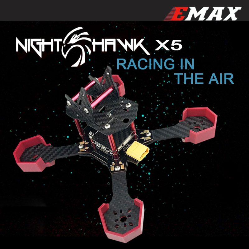 EMAX Nighthawk-X5 Racing Frame for Quadcopter