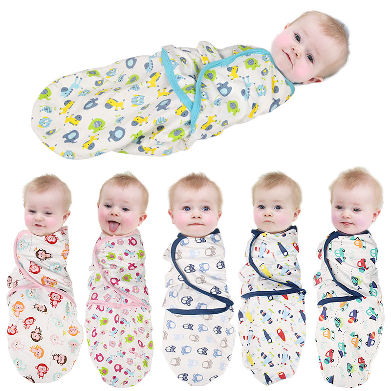 the best attitude 56f05 1e9de diapers Swaddleme organic cotton infant parisarc newborn thin baby wrap  envelope swaddling swaddle me Sleep bag Sleepsack colorful car