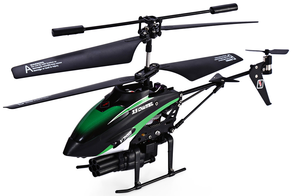 V398 Remote Control Helicopter - $31.88 Free Shipping|GearBest.com on