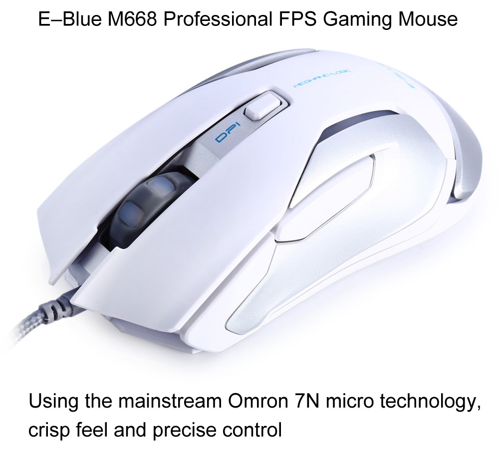 E - 3LUE M - 668 USB Wired Gaming Mouse -$29.87 Online Shopping ...