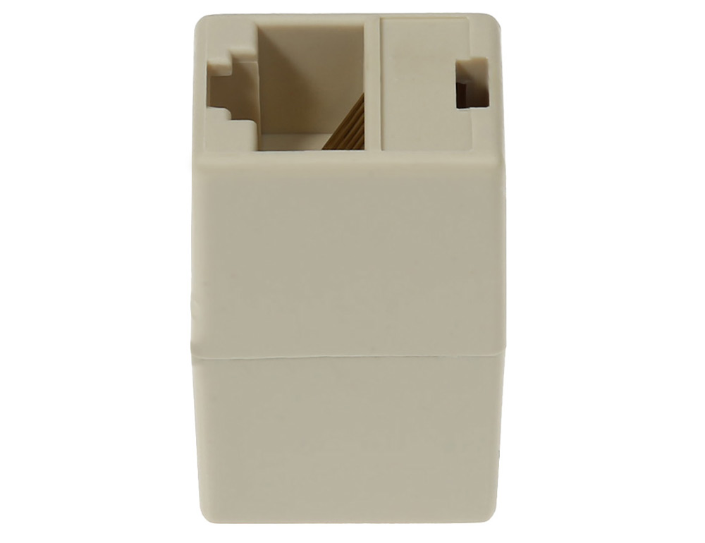 10pcs RJ45 Network LAN Cable Extender Connector Adapter